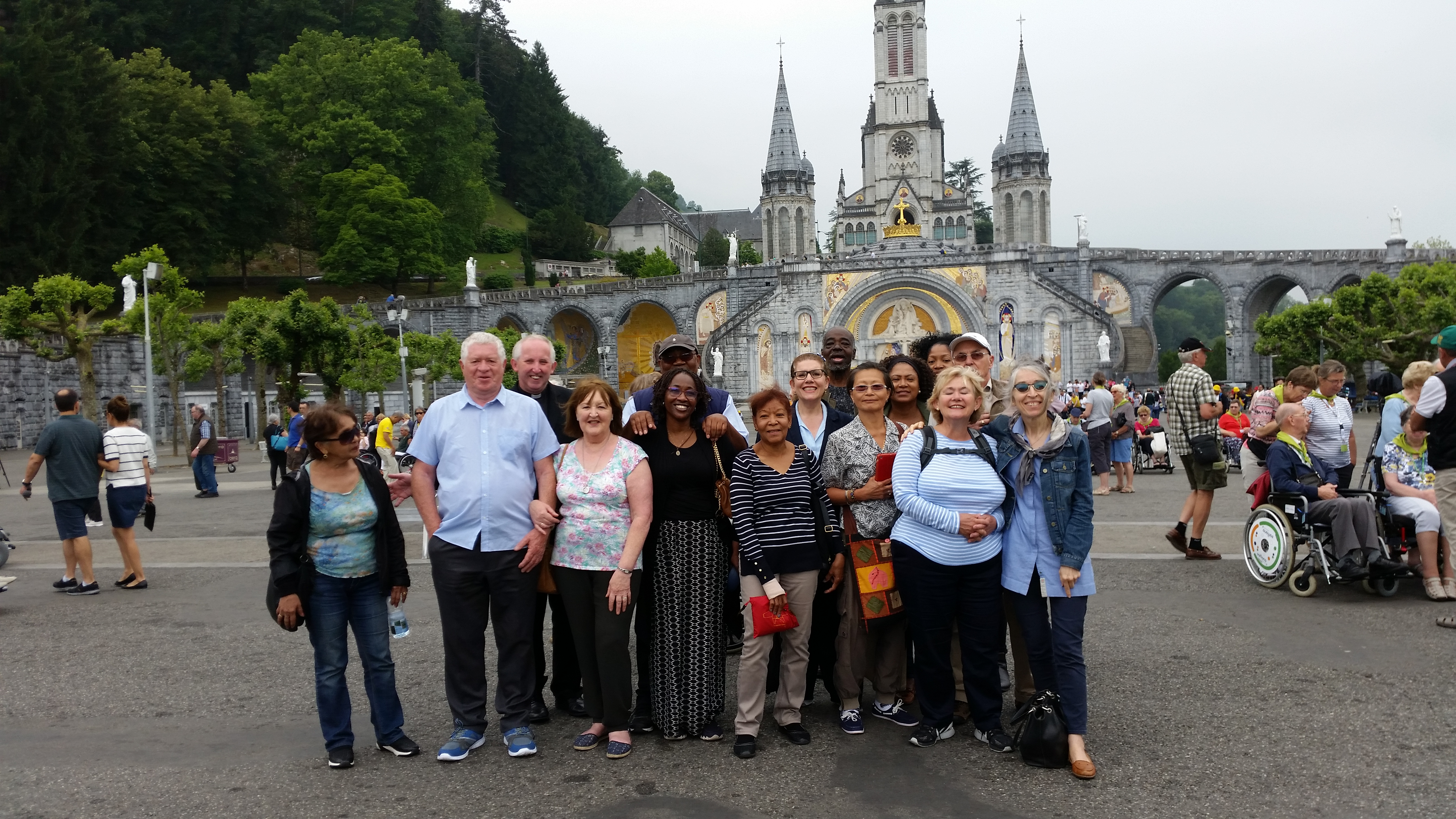 Lourdes photo 2017